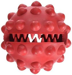 Petmate Dogzilla Knobby Treat Ball for Pets, Small