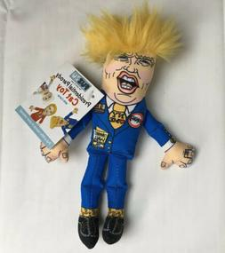 Donald Trump Fuzzu Presidential Parody Dog or Cat Toy Collec