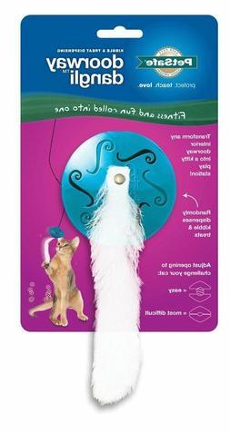 PetSafe  Doorway Dangli Food Dispensing Cat Toy