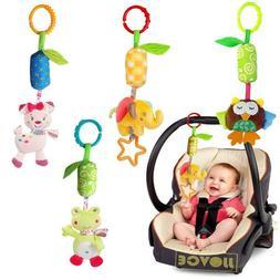 DUDU&DIDI® Playpen Baby Hanging Toys Stroller Rattles Plush