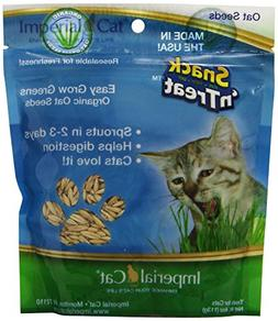 Imperial Cat Easy Grow Oat Grass Seeds, 4-Ounce