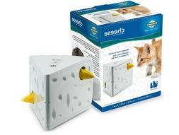 PetSafe Electronic Cat Toys, Automatic Cheese and Peek-A-Bir
