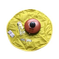 Electronic Interactive Cat Toy,Yellow Undercover Fabric Movi