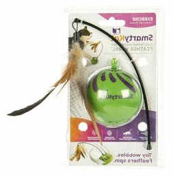 SmartyKat Electronic Motion Cat Toys,Two speeds let you cust