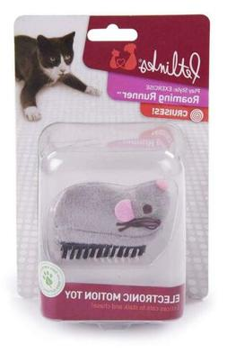 Electronic Mouse Toy Motion Dash Cats Petlinks Roaming Runne