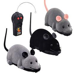 5SPet 3 Piece Eocu Sun Set Mouse Funny Wireless Remote Contr