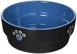 Ethical Pet Products  DSO6897 Fresco Stoneware Dog Dish, 7-I