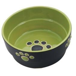 Ethical Pet Products  DSO6900 Fresco Stoneware Dog Dish, 7-I