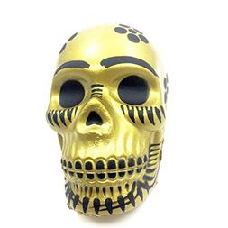 Cinhent Exquisite Funny White Skull Simulation Scary Props S