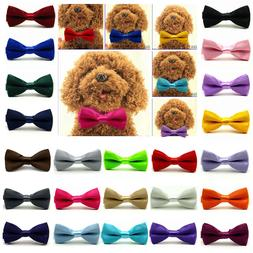 Fashion Adorable Dog Cat Pet Puppy Kitten Toy Bow Tie Neckti