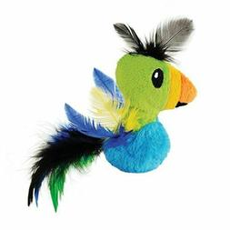 Petstages Feather Toucan Catnip Filled Cat Toy