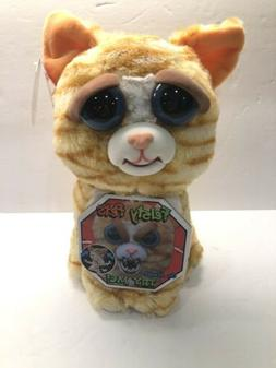 Feisty Pets Princess Pottymouth Orange Cat Doofus 8 Inch Plu