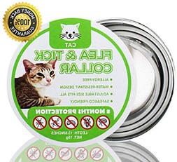 Flea and Tick Collar for Cats and Kittens- Anti-Parasite Col