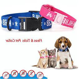 Smdoxi Flea and Tick Prevention Collar for Dogs and Puppies,