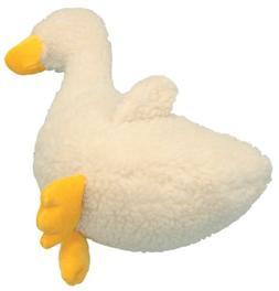 Ethical Fleece Duck 13-Inch Dog Toy