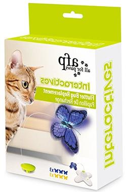ALL FOR PAWS Flutter Bug Refill Pack