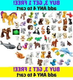 LEGO Friends U PICK ANIMAL pet dog cat sea zoo lot NEW minif