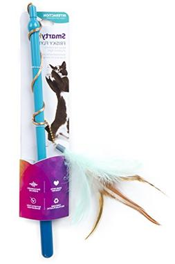 SmartyKat Frisky Flyer Feather Wand