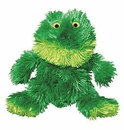 KONG Frog Catnip Toy, Cat Toy, Green