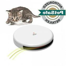 "FroliCat Flik Automatic Cat Teaser, 9.5"" Diameter"