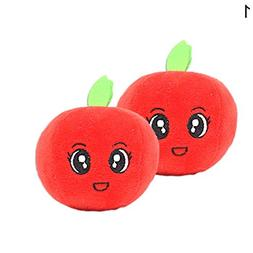 dds5391 Fun And Comfortable Pet Supplies Cartoon Carrot Wate