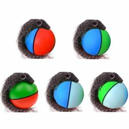 Funny Cute Pet Puppy Furry Weazel Rolling Ball Child Kids Do