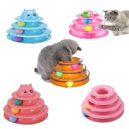 Funny <font><b>Cat</b></font> Pet <font><b>Toy</b></font> <f