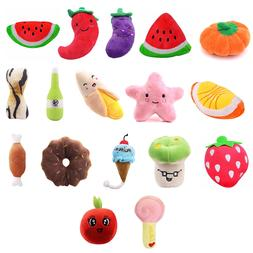 Funny Pet <font><b>Toys</b></font> Cartoon Cute Bite Resista