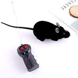 Unetox Funny Wireless Remote Control Rat Mouse Toy Electroni