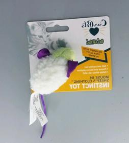 Our Pets Go! Cat Go! Mouse in Sheep's Clothing Plush Instinc