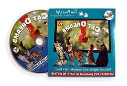 "Gocat ""Cat Dreams"" DVD for Cats Plus Bonus Litterboy Organic"