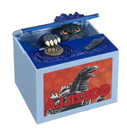 New Godzilla Movie Musical Monster Moving Electronic Coin Mo