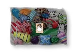 HDP 24 Count Grab Bag Catnip Cat Toys