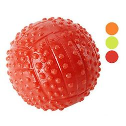Qinf Great Bounce Ultimate Ball Chew Toy with High-visibilit