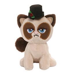 GUND Grumpy Cat Box O Grump Holiday Stuffed Animal Plush, 4.