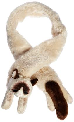 Grumpy Cat Realistic Scarf Plush