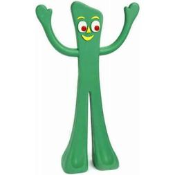 Multipet Gumby Rubber Dog Toy 9 In