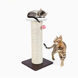 """22.5"""" H Cat Tree Tower Activity Pole Centre Climbing Play Si"""