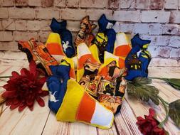 Halloween Cat Kitty Toys Cat & Candy Corn Toys Cat Nip 100%