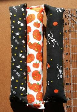 Halloween Theme!!! Lot of 3 Catnip Large Kicker Sticks Cat T