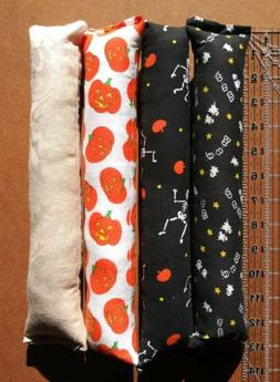 Halloween Theme!!! Lot of 4 Catnip Large Kicker Sticks Cat T