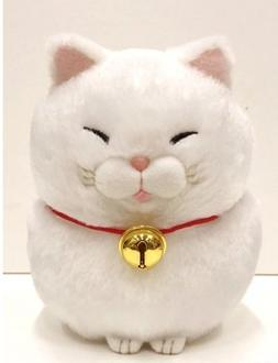 Amuse Higemanjyu Series Plush Cat Doll Standard size  Japan