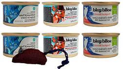 Solid Gold Holistic Delights Grain Free Cat Food 3 Flavor Va