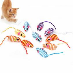 Hot Cute Kitten Car Playing Toys Mouse in Rat For Pet Cat wi