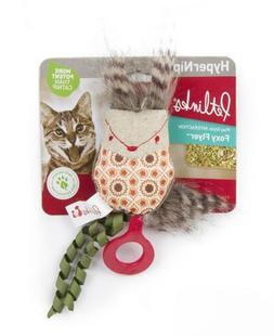 Petlinks HyperNip Wand and Launcher Cat Toys Foxy Flyer