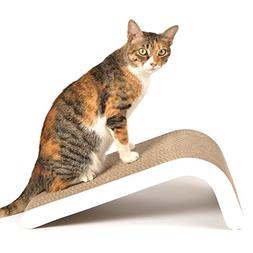 4CLAWS Incline Scratching Pad  - BASICS Collection Cat Scrat