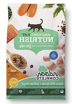 Rachael Ray Nutrish Indoor Complete Natural Dry Cat Food, Ch