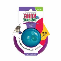 Kong Infused Gyro Cat Toy    Free Shipping