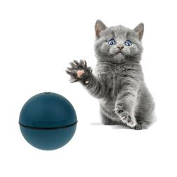 Interactive Cat Pet Toys Ball Automatic Rolling Balls Motion