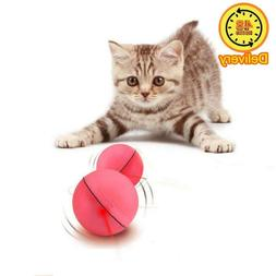 Yofun Interactive Cat Toy 360 Degree Self Rotating Ball Auto